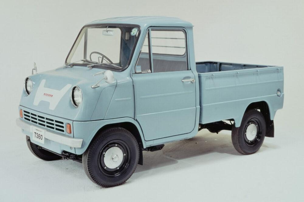 ホンダ T360(1963年式)