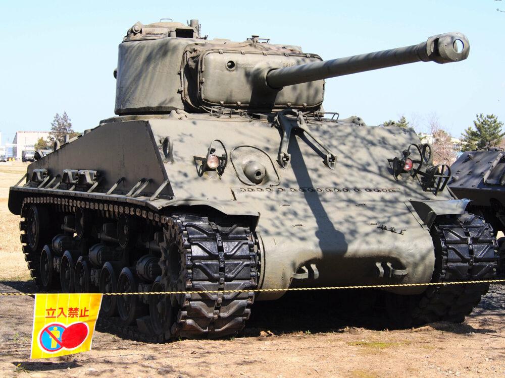 M4シャーマン戦車