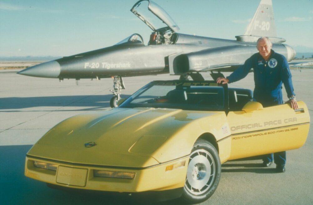 シボレー・コルベット C4型