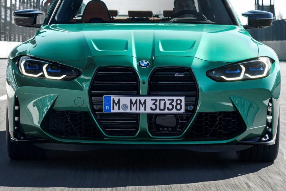 BMW M3コンペティション セダン 2020年式