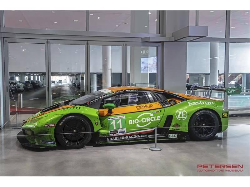 ランボルギーニ ウラカン GT3