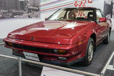 【スバル アルシオーネ VX AX9型】当時の富士重工業の最先端グローバルモデル