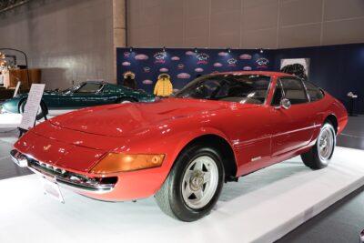 【フェラーリ 365GTB/4 デイトナ】スポーツカーの王道はイタリアの至宝