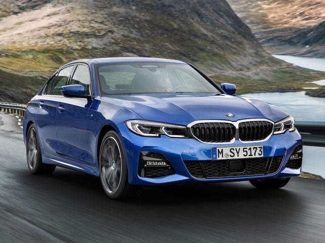 現行モデル BMW 3シリーズ セダン