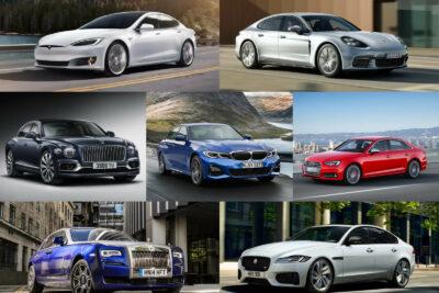 新車で買える外車・輸入車セダン一覧【2019年最新情報】