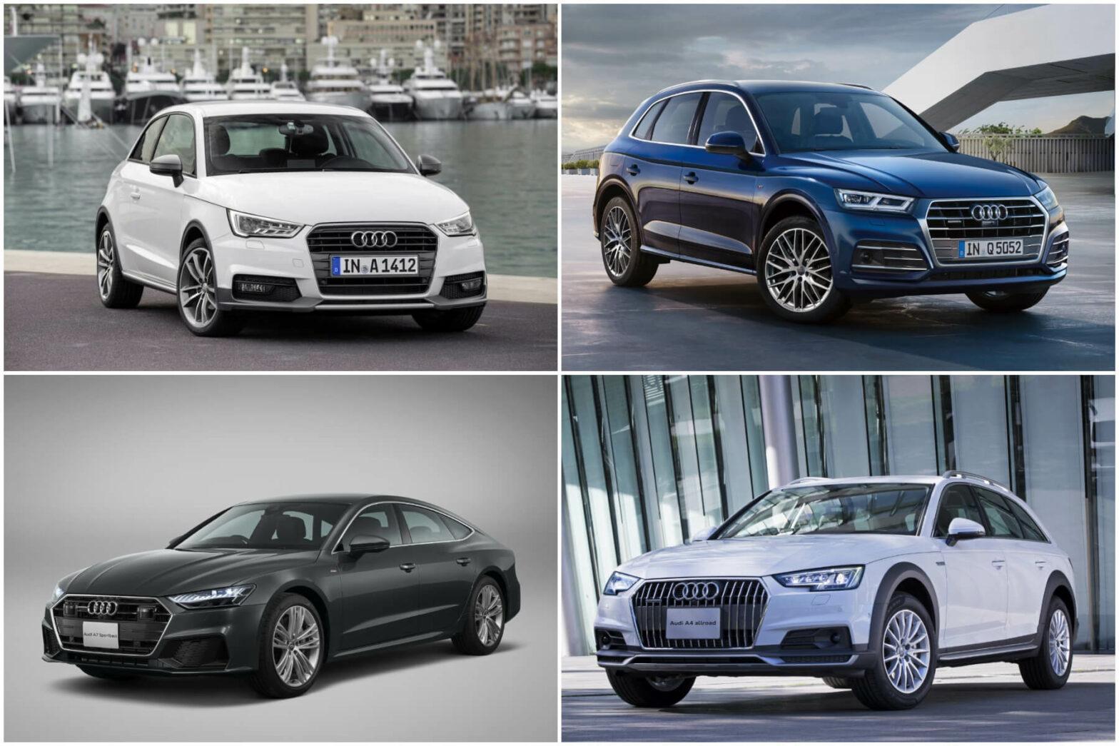 【アウディ】新車で買える現行車種一覧|2020年最新情報