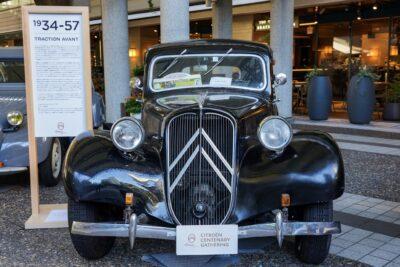 【シトロエン トラクシオンアヴァン】20世紀の車にも選出された前輪駆動の先駆車