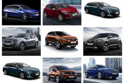 【プジョー】新車で買える現行車種一覧 2020年最新版