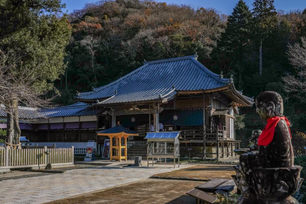 お遍路 第5番札所 大日寺の大師堂