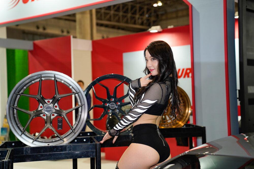 東京オートサロン2020 Exizzle-line Co., Ltd コンパニオン