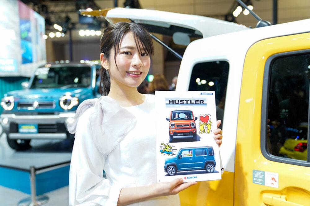 東京オートサロン2020 SUZUKI コンパニオン