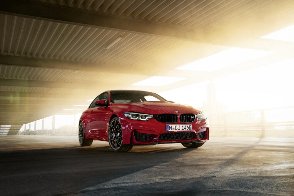 BMW M4 エディション・ヘリテージ 「イモラ・レッド」