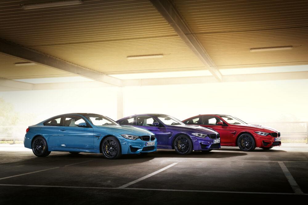 BMW M4 エディション・ヘリテージ