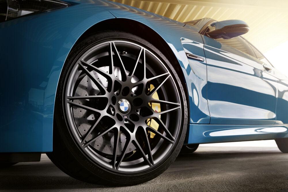 BMW M4 エディション・ヘリテージ ホイール