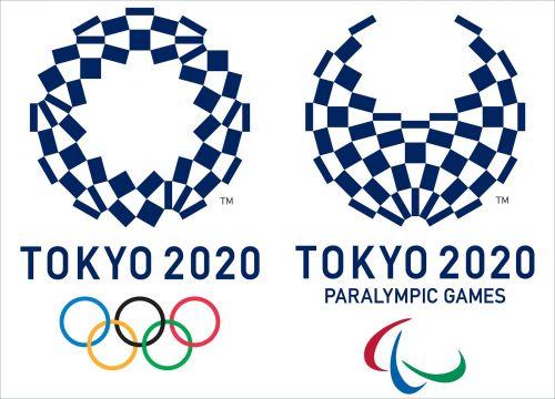 東京オリンピック、パラリンピック ロゴ
