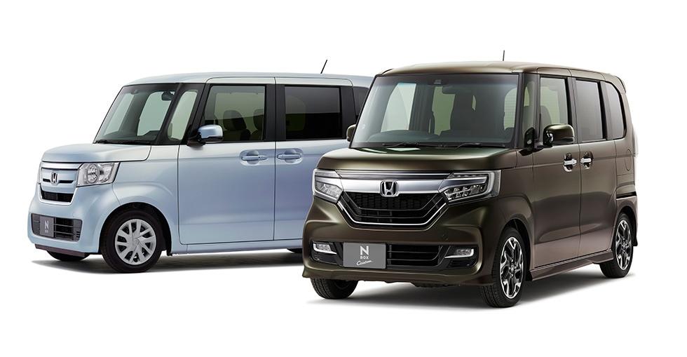現行モデル発売年月日:2017年9月1日 新車価格:141万~213万円 画像は、G・Honda SENSING(左)カスタム G・L Honda SENSING(右)