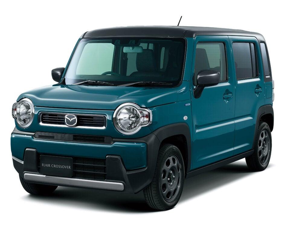 フレアクロスオーバー HYBRID XG(4WD)