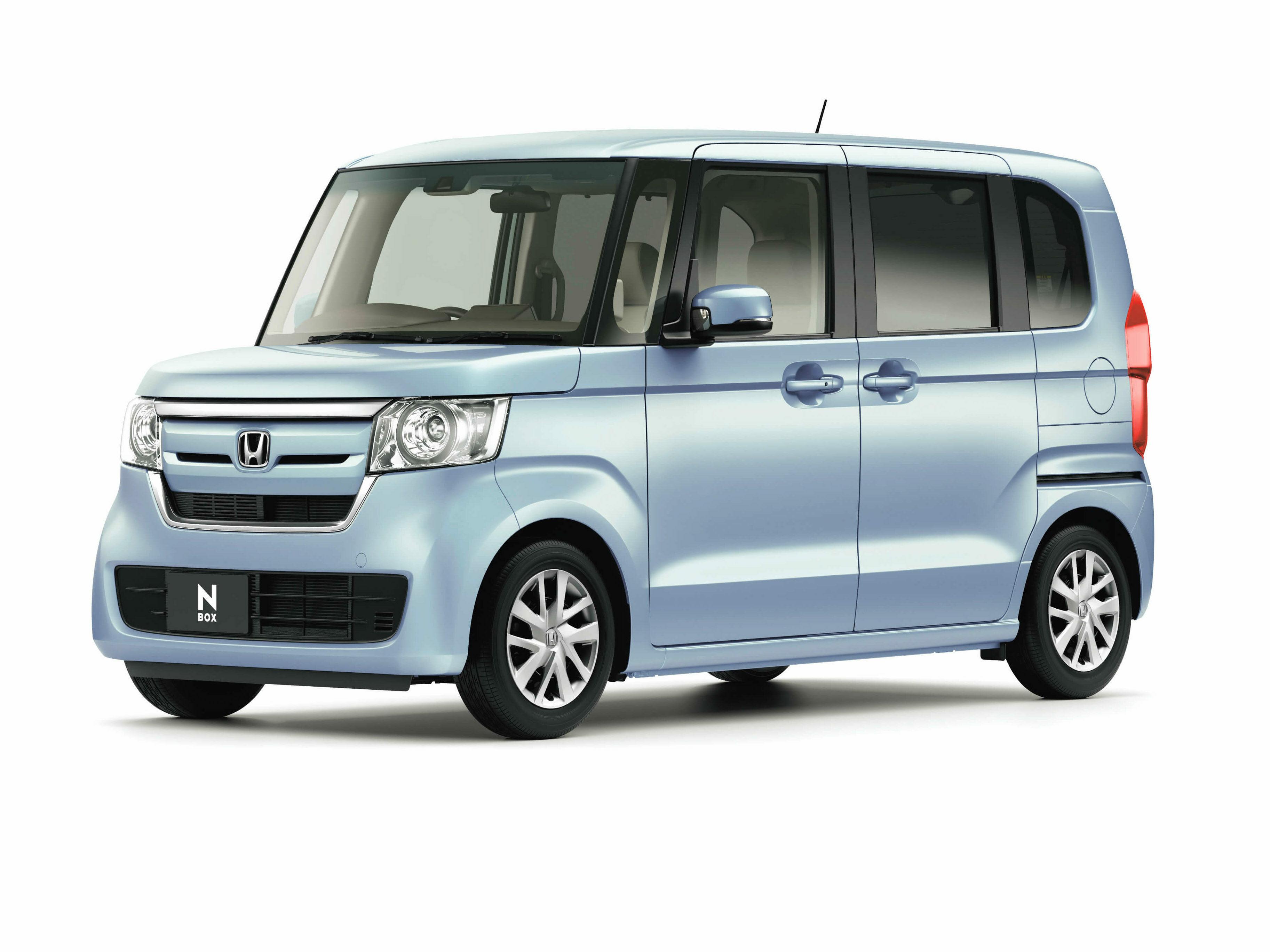 ホンダ・N-BOX  新車価格:141〜212万円