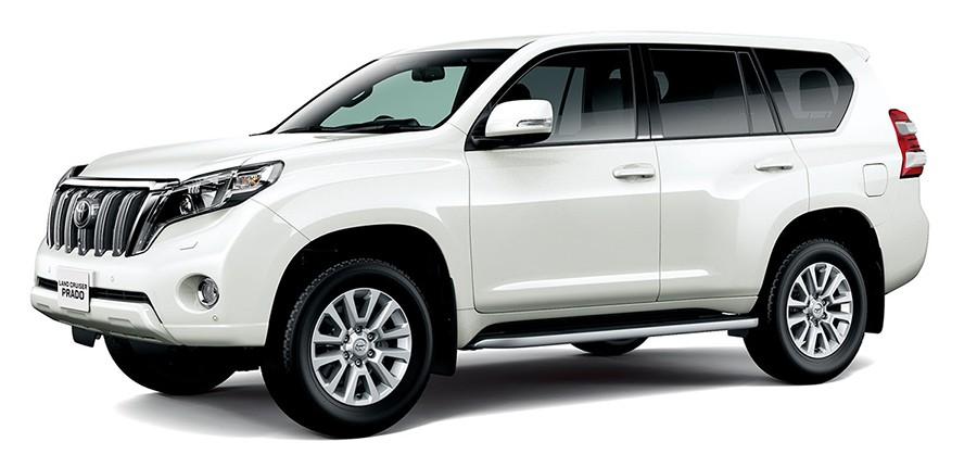 トヨタ SUV ランドクルーザープラド
