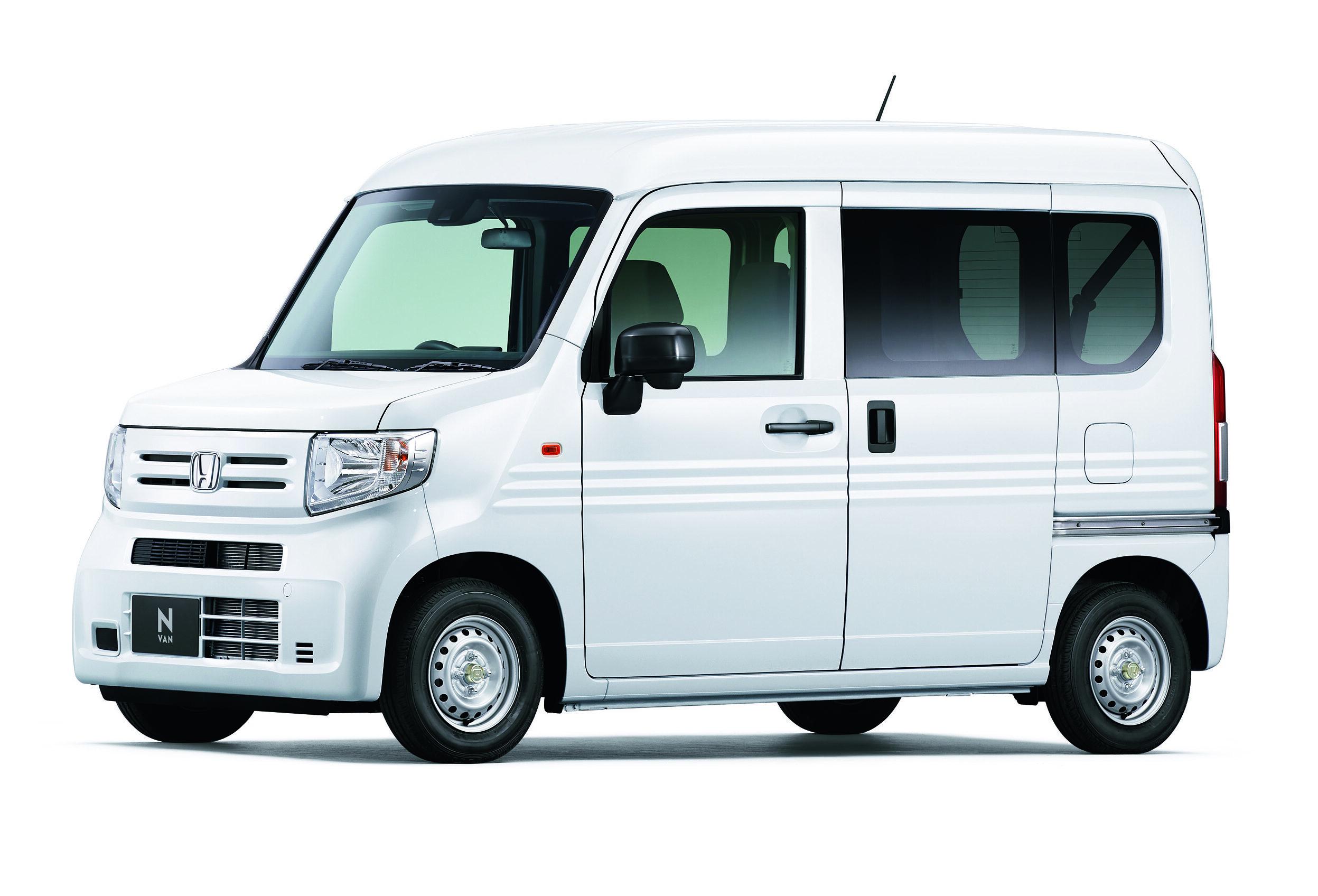 ホンダ N-VAN G・Honda SENSING