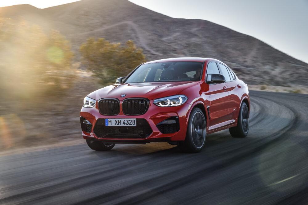 BMW X4 M標準仕様