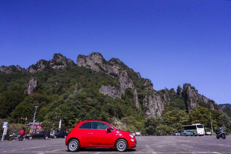 妙義山ドライブレポ「妙義の谷は深いぜ」日本の峠#6