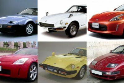 日産フェアレディZの歴代モデルを画像で解説!初代から新型7代目まで