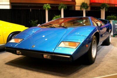 【伝説のスーパーカー】ランボルギーニカウンタックの維持費やLP400・LP500の中古車価格は?