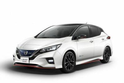 日産新型リーフNISMO (ニスモ)発売開始!EV航続距離と価格は?
