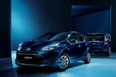 【トヨタ新型アクア最新情報】スペックや燃費と価格、クロスオーバーについても