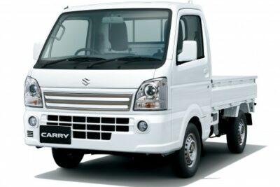 【スズキ キャリィは軽トラ代表】実燃費などスペックとターボチュー二ング・カスタム例