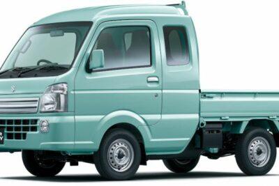 スズキ新型スーパーキャリイ発売開始!軽トラ初の安全装備搭載&キャビン拡大で価格は?