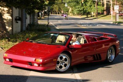 【米大統領に愛されたランボルギーニディアブロ】開発経緯や維持費・中古車価格など