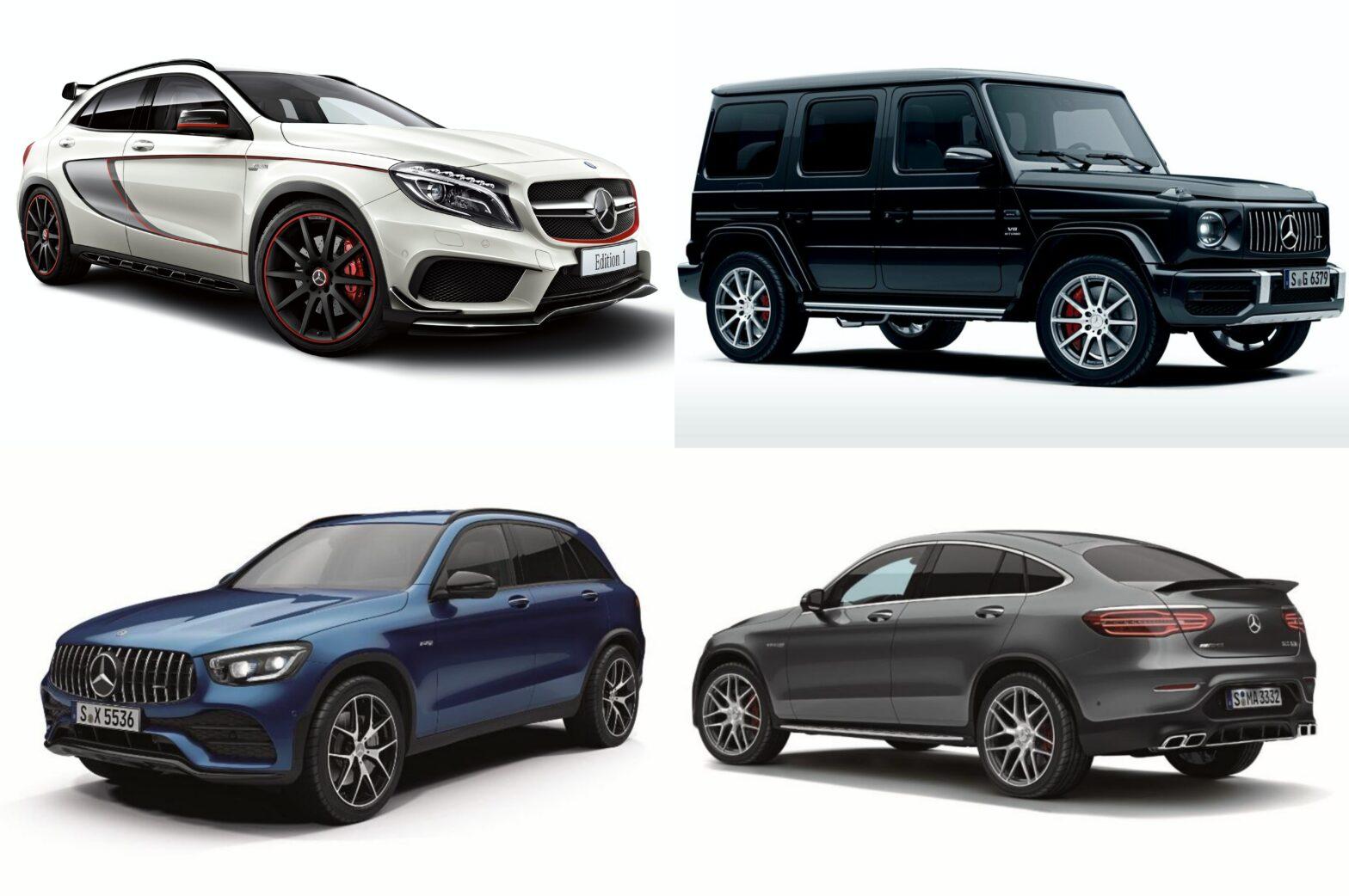 【メルセデス・ベンツのSUV】新車全19車種一覧比較&口コミ評価 2020年4月最新情報