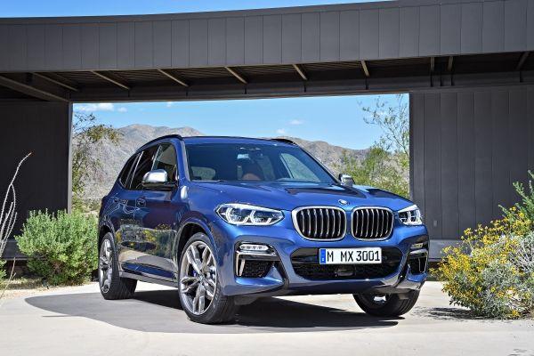 新型BMW X3 M40i