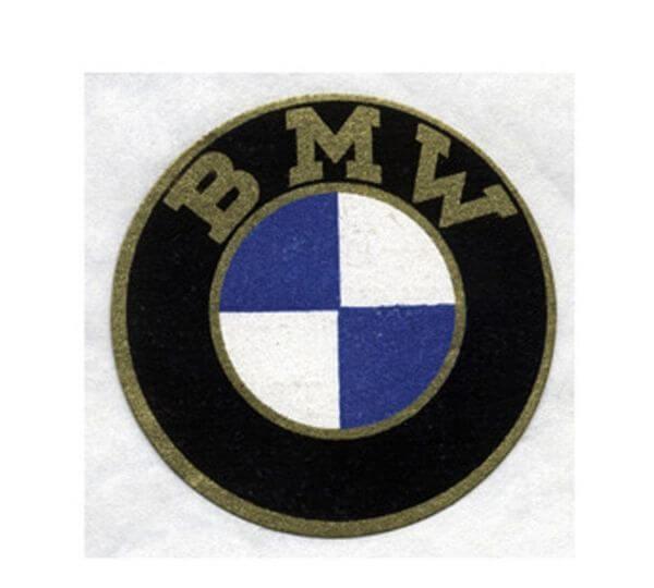 BMW ロゴ 1917年