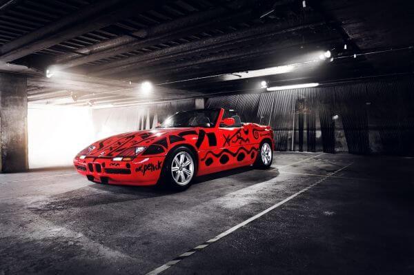 BMW Z1 フロント サイド