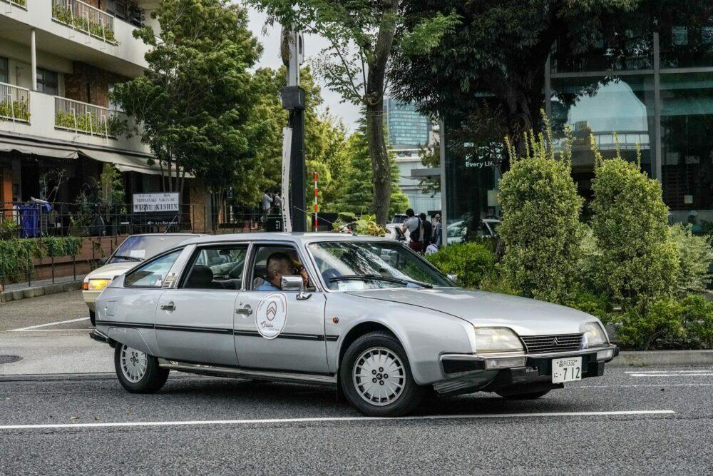 シトロエン CX フロント サイド
