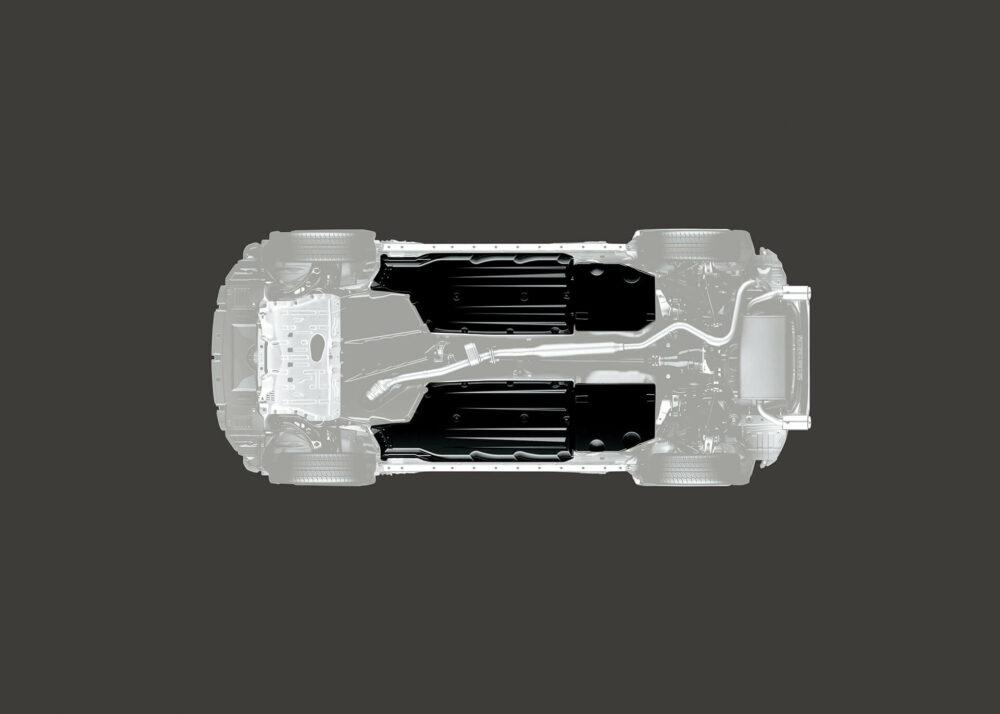 トヨタ 86 GT BLACK LIMITED アンダーカバー