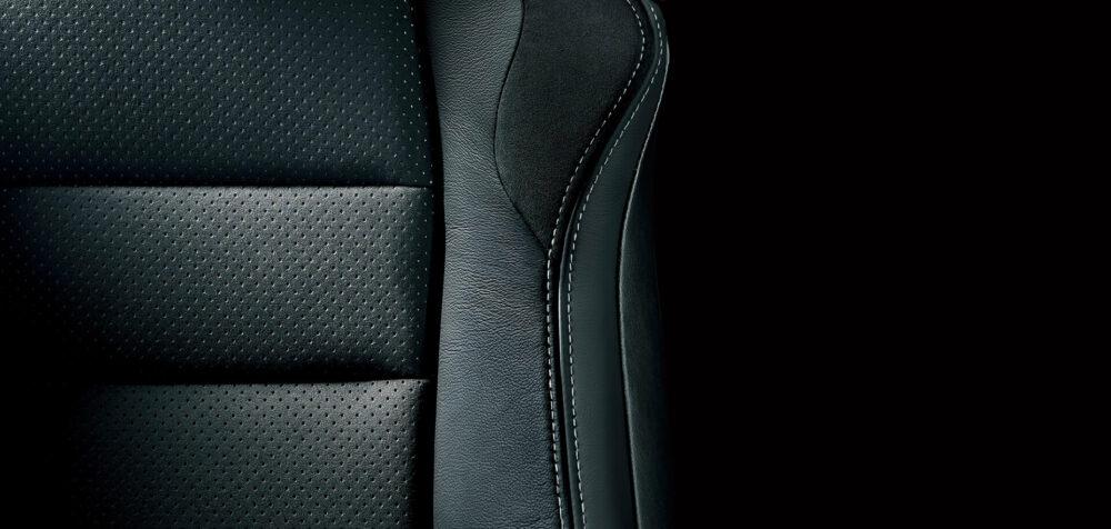 トヨタ 86 GT BLACK LIMITED シート