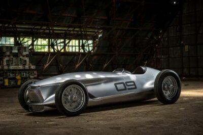 インフィニティ新型EV発売か!必見の外装デザインと航続距離や発売日は