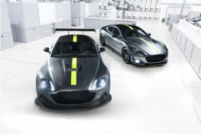 アストンマーチンの新ブランド「AMR」ラピードとヴァンテージの世界最速スペックとは?
