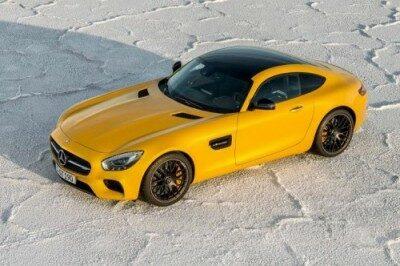 メルセデス・ベンツから究極のハイパフォーマンススポーツカー「AMG GT」が登場!