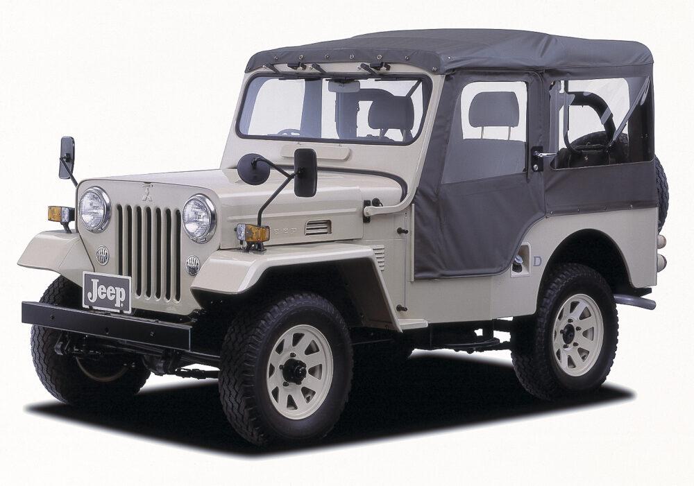 Jeep最終記念車_スタイリング1