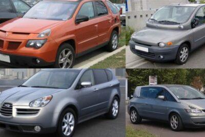 【ダサい車ランキングワースト7】自動車の歴史に名を刻んだ迷デザイン?あの日本車も