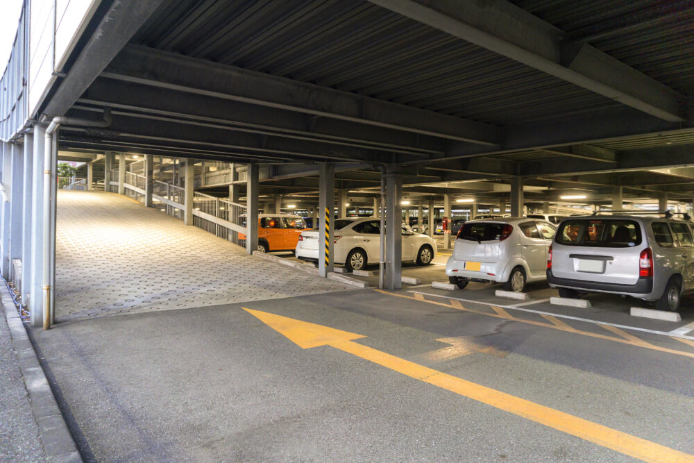 立体駐車場