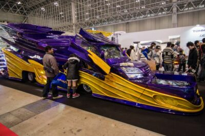 【カスタム】バニングカーは違法じゃない!そのメリット・デメリットは?