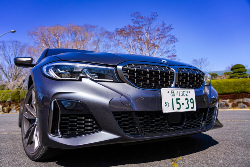 BMW M340i キドニー・グリル