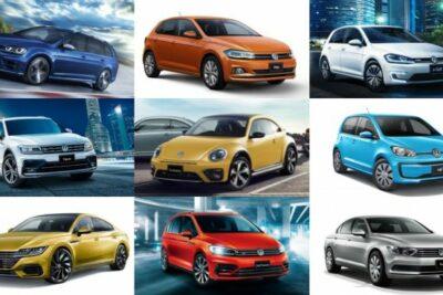 【フォルクスワーゲン(VW)】新車で買える現行車種一覧&人気ランキング 2018年最新版