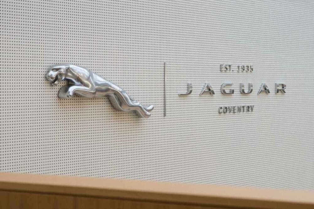 ジャガー コヴェントリー デザイン スタジオ
